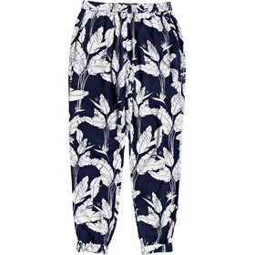 Roxy Easy Peasy Pantalon Femme, mood indigo flying flowers s